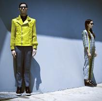 Blue Day 10 Mhz. Un proyecto de Fotografía, Dirección de arte y Moda de Luis Araujo & Tandem Fotoluistracion - 08-04-2014