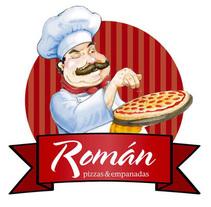 Pizzería Roman. Un proyecto de Dirección de arte y Diseño gráfico de CELINA SABATINI Diseño & Comunicación Estratégica - 10-04-2014