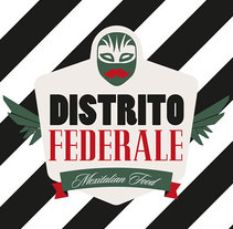 Distrito Federale. Un proyecto de Br e ing e Identidad de CELINA SABATINI Diseño & Comunicación Estratégica - 31-07-2014