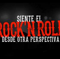 Karaoke Rock Band. Um projeto de Música e Áudio e Cinema, Vídeo e TV de Gonzalo Dubón Bayarri - 14-04-2014