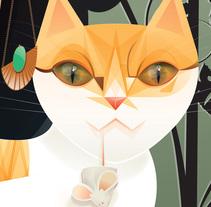 Nuevo proyecto. Un proyecto de Ilustración de Leonor Sanahuja - Martes, 15 de abril de 2014 00:00:00 +0200