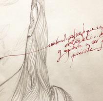 Un hilo de sangre, dolor y esperanza.... Un proyecto de Bellas Artes de oskar          - 15.04.2014