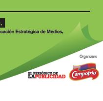 Campofrío & El Periódico de la Publicidad. Un proyecto de Ilustración, Diseño gráfico y Escritura de Jesús  Ramos García-Elorz - 29-03-2014