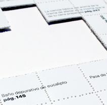 Adiós Toxinas: (Re)disseny editorial. Un proyecto de Dirección de arte, Diseño editorial y Diseño gráfico de Hèctor Salvany Peyrí         - 29.10.2010