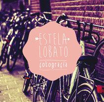 Estela Lobato Fotografía. Un proyecto de Fotografía, Br e ing e Identidad de Jessica García         - 02.05.2014