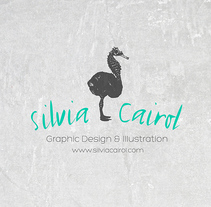Personal Branding | Silvia Cairol. A Design, Art Direction, Br, ing&Identit project by Silvia  Cairol         - 04.05.2014