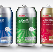 Beer label and packaging design. A Design, Graphic Design, and Packaging project by le  dezign - 03-07-2014