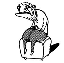 El abuelo. Un proyecto de Ilustración y Comic de Alejandro Antoraz Alonso - 14-05-2004