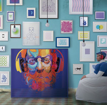 INTERFERENCE. A Illustration&Interior Design project by MARTIN  SATI - 15-05-2013