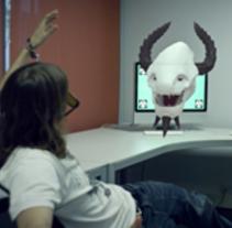 Time Freeze (CITM/UPC). Un proyecto de Publicidad, Cine, vídeo, televisión, 3D, Dirección de arte y Post-producción de Adrián Morán Molinero         - 22.07.2012