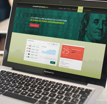Sitio web Institucional. A Web Design project by Juan Manuel Falabella - 21-05-2014
