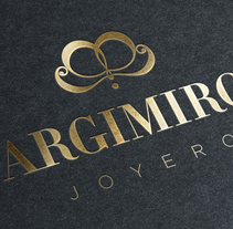ARGIMIRO JOYERO – IDENTIDAD CORPORATIVA. A Br, ing&Identit project by ÈXIT-UP  - 26-05-2014