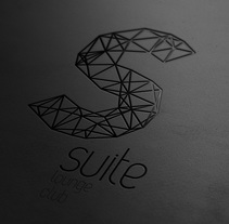 Suite lounge club. A Design, Br, ing, Identit, Graphic Design, T, and pograph project by Alejandro Pertusa         - 14.01.2014