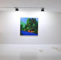 Exposición Espacio Nuca. Um projeto de Pintura de Alejandro Labrador Simon         - 08.06.2014