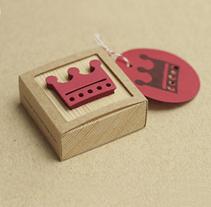 Decorative stamps. Un proyecto de Ilustración, Diseño gráfico y Packaging de Heroine Studio - 09-06-2014
