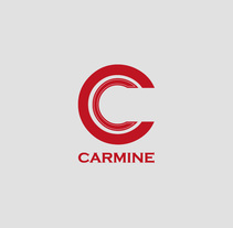 Carmine Cafe. A Br, ing, Identit, Graphic Design, and Packaging project by Marjorie  - 19-12-2014