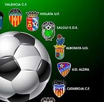 Cartel Torneo. Un proyecto de Publicidad, Diseño editorial y Diseño gráfico de Ventura Peces-Barba         - 15.05.2012