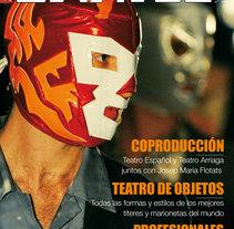 Revista ARTEZ. Un proyecto de Diseño editorial de Gerardo Gujuli Apellaniz - 15-06-2014