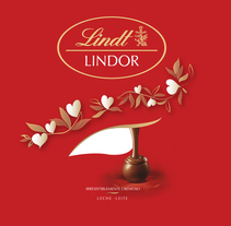 Lindor. A Graphic Design project by Marta Díez         - 26.06.2014