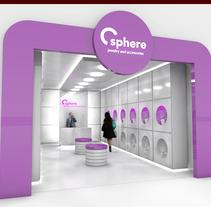 Cesphere. A 3D, Architecture&Interior Architecture project by Manuel Bonachera         - 27.06.2014
