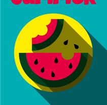 SUMMER. A Br, ing, Identit, Design, and Graphic Design project by Manuel Serrano Cordero - Jun 30 2014 12:00 AM