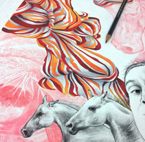 Orestes. Un proyecto de Ilustración, Comisariado y Pintura de Guillem Bosch Ramos         - 01.07.2014