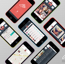 Epic Selfie . Um projeto de UI / UX, Design gráfico e Desenvolvimento Web de Alejandro Saiffe         - 08.07.2014
