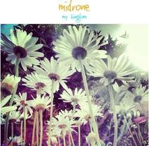 Fotografía para el último disco de MIDRONE. Un proyecto de Fotografía y Diseño gráfico de Carolina Motta         - 09.07.2014