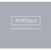 Postals. A Design, Illustration, Photograph, Architecture, Br, ing, Identit, Fine Art, and Graphic Design project by Manuel Lara Morant - 04-09-2014