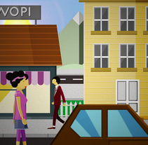 Comunidad Iwopi. A Illustration, and Animation project by jaume osman granda - 10-06-2014