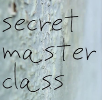 Secret Master Class X-presion. A Photograph, Film, Video, and TV project by luis plaza garcia         - 07.10.2013