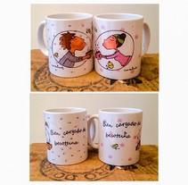 Cute Martina - Copy para diseños de tazas. Un proyecto de Marketing y Escritura de Sonia Gago - 15-07-2014