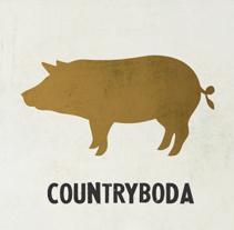 Countryboda. Un proyecto de Ilustración, Eventos y Diseño gráfico de Heroine Studio - 21-07-2014