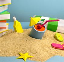 SUMMER READING- ATLANTA MAGAZINE. Un proyecto de Dirección de arte, Diseño gráfico y Fotografía de noelia lozano cardanha - Jueves, 24 de julio de 2014 00:00:00 +0200