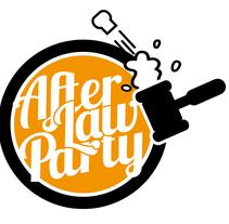 After Law Party. Un proyecto de Br e ing e Identidad de Emilio P. Gaete - Lunes, 07 de abril de 2014 00:00:00 +0200