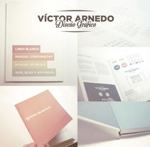 Libro Blanco. Un proyecto de Diseño editorial y Diseño gráfico de Víctor Arnedo Millán         - 26.07.2014