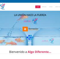 Ichton. Um projeto de Web design de Noelia Díaz Medina         - 27.07.2014