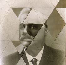 Collages (triángulos). A Photograph project by Susana Blasco - Jul 28 2014 12:00 AM