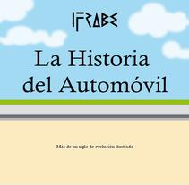 La historia del automóvil (y V). Um projeto de Ilustração de Íñigo Franco Benito         - 03.08.2014