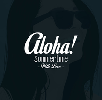 Aloha!. A Illustration project by Lip - 04-08-2014