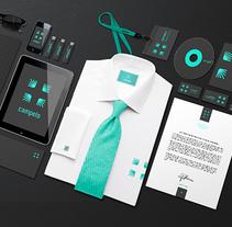 Campelo. Un proyecto de Dirección de arte, Br, ing e Identidad y Diseño gráfico de Arturo Hernández - 31-07-2014