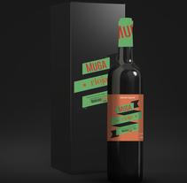 Packaging: Bodegas Muga. Un proyecto de Dirección de arte, Packaging y Diseño de producto de Ion Benitez         - 13.08.2014
