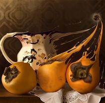 Agujero negro. Un proyecto de Ilustración, Bellas Artes y Pintura de Jaime Sanjuan Ocabo - 29-08-2014