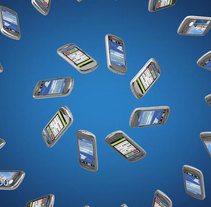 Nokia C7. A Motion Graphics, and Animation project by Enrique Hernandis Zamorano         - 11.07.2012