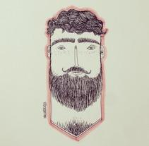 "DIBUJOS EN ""5 MINUTOS"". A Illustration project by Álvaro Parra Romo         - 04.09.2014"