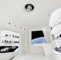 MiniMunich - La Roca Village. Un proyecto de Dirección de arte, Arquitectura interior, Diseño de interiores y Multimedia de Eric Dufourd  - 31-03-2012