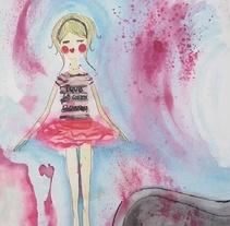 Alice.... Um projeto de Ilustração de eva martínez         - 07.09.2014