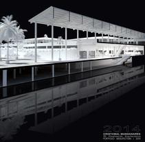 Portfolio Arquitectura 2014 | 3D. Um projeto de Design, 3D e Arquitetura de Cristóbal Manzanares         - 10.09.2014