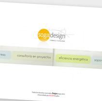 Soga Design. Um projeto de UI / UX, Web design e Desenvolvimento Web de Pablo Núñez Argudo         - 07.08.2013