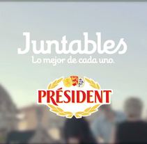 Juntables PRESIDENT. A Advertising, Film, Video, TV, and Events project by Luis Francisco Pérez - 04-07-2014